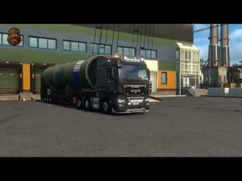 Latvia Here We Come | Euro Truck Simulator - Episode 2