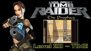 [Game Boy Advance] Tomb Raider: The Prophecy - Level 20 - TIME