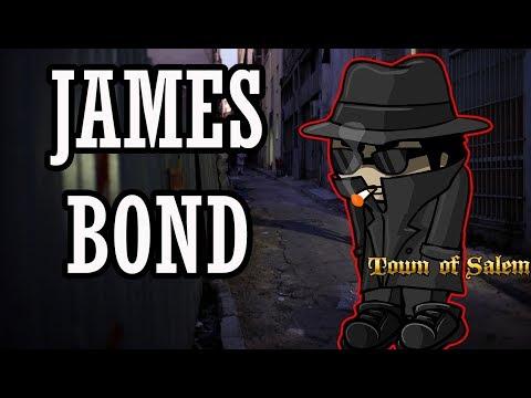 """My name is Bond""    Town of Salem Ranked SPY Gameplay"