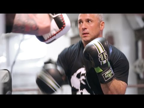 An inside look at Shane McMahon's intense WrestleMania 32 training