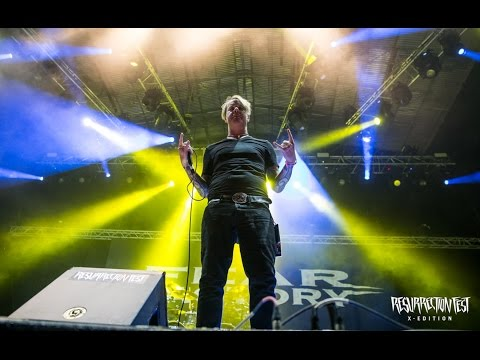 Fear Factory - Replica (Live at Resurrection Fest 2015, Spain)