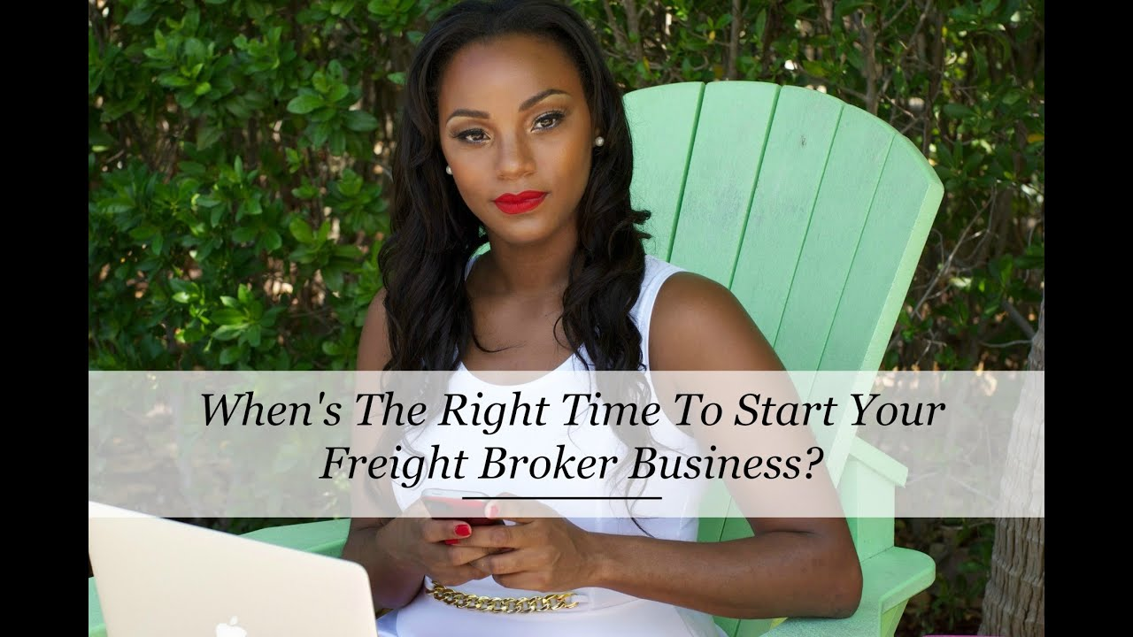 Freight broker business plan