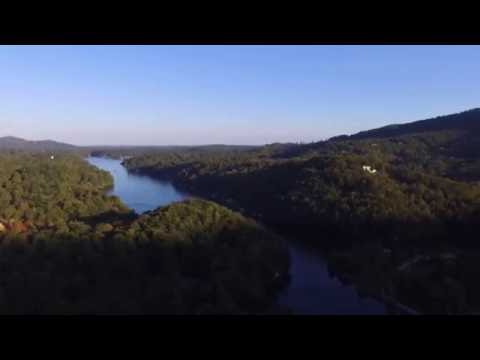 Lake Lure, Chimney Rock N.C. DJI Phantom 3