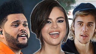Download Video Selena Gomez Shades Justin Bieber & Saves The Weeknd During Instagram Cleanse MP3 3GP MP4