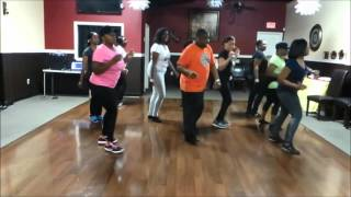 Work Line Dance 2016