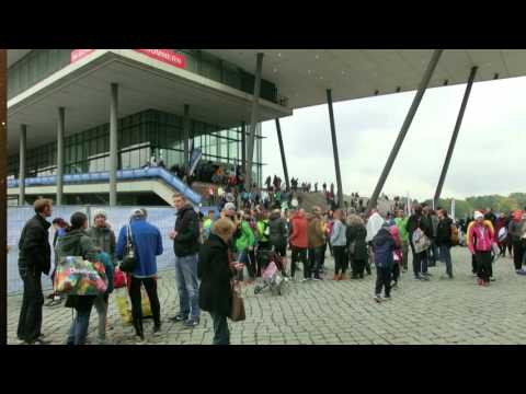 17. Morgenpost Dresden Marathon 2015