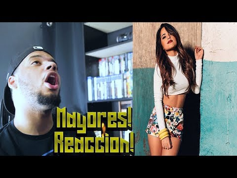 Becky G - Mayores (Official Video) ft. Bad Bunny reaccion