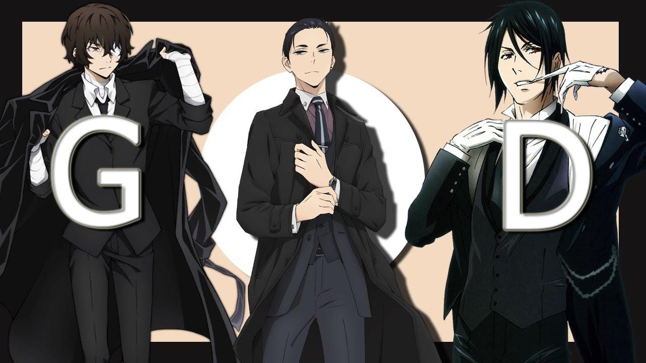 OMG [AMV] Top - 62 anime boys (1k+)