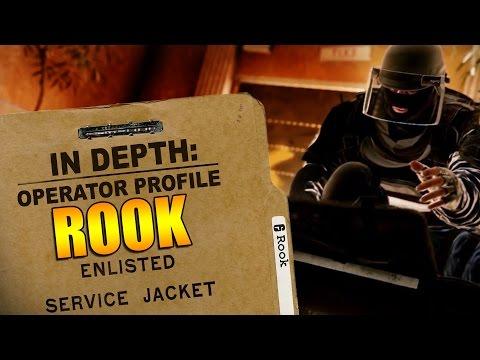 Rainbow Six Siege - Operator Profile: ROOK