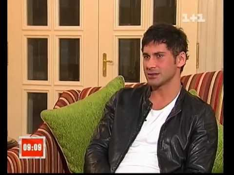Dan Balan about hot girls in clips - interview