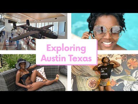 Exploring Austin Texas | Vlog
