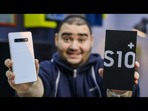 Samsung Galaxy S10 Plus   تجربة اول يوم