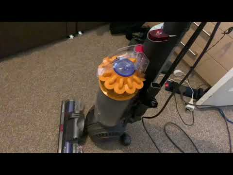 Dyson DC40 After Cleanup