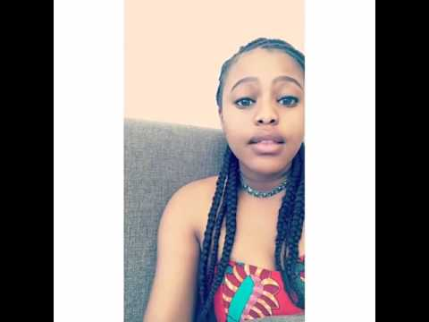 Video Of Natasha Thahane Singing Youtube