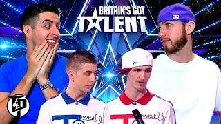 Baixar Britain's Got Talent Semi-Final REACTION   Twist and Pulse