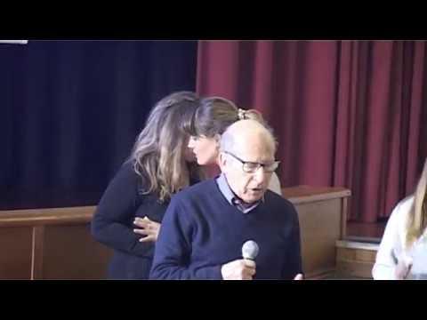 Salvatore Borsellino incontra gli studenti di Fiumicino
