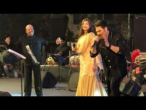 A tribute to Rajesh Roshan ji by Singer Kumar Sanu and Alka Yangnik