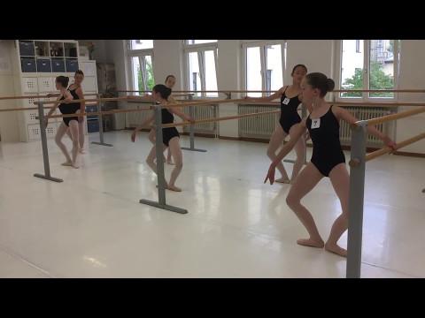 Prüfungen 2017, Ballettakademie Kashcheeva in München
