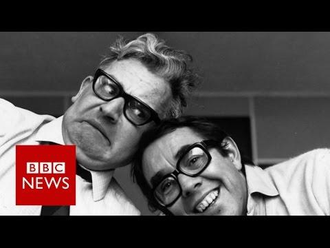 Michael Palin: Ronnie Corbett had a great sense of silliness - BBC News