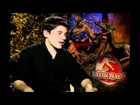 Jurassic Park III: Trevor Morgan Exclusive