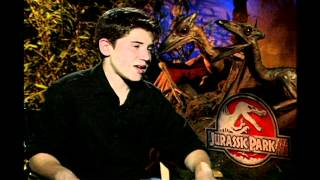 jurassic park iii trevor morgan exclusive interview