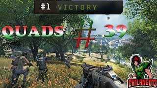 Call Of Duty Black Ops 4 BlackOut Squad Win #39