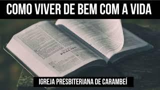 COMO VIVER DE BEM COM A VIDA
