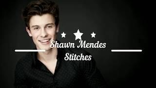 lyrics Shawn Mendes Stitches