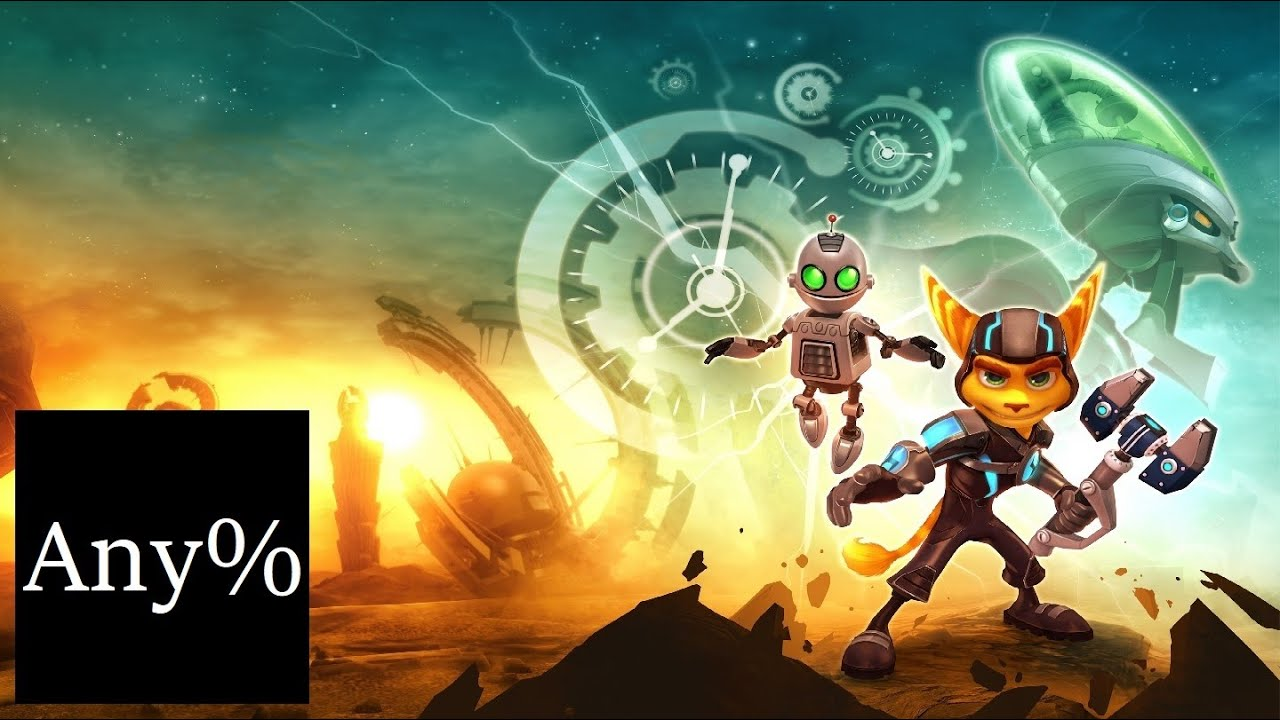 Ratchet Clank Future A Crack In Time Any Speedrun 1 10 42 Igt 1