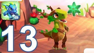 Dragon Mania Legends - Gameplay Walkthrough Part 13 - Level 15, Tree Dragon (iOS, Android)