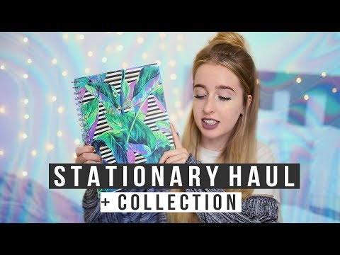 STATIONARY & NOTEBOOK COLLECTION // HAUL