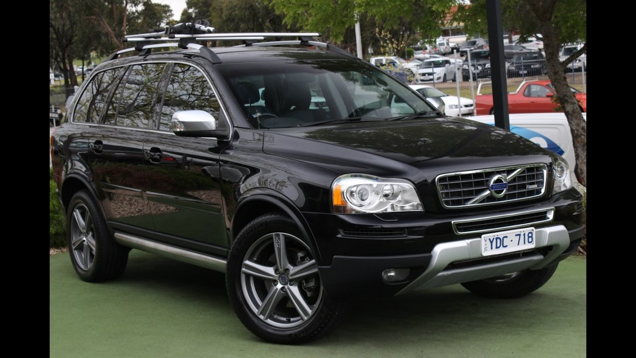 B5802 2011 volvo xc90 r design auto 4x4 my11 walkaround video