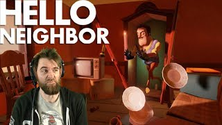 I'M NOT SURE I WANT TO KNOW... [HELLO NEIGHBOR] [#01]
