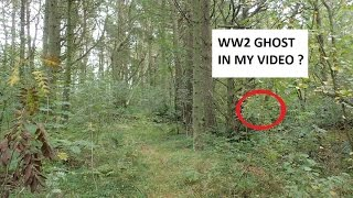 Ghost following me ? Part 1.