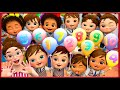 Learn Numbers For Kids | Seven Steps | Counting Song | Rhymes For Children | Banana Cartoons [HD]
