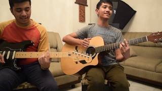 Mon Shudhu Mon Chuyeche - Souls (Cover by Rafeed and Ryem)