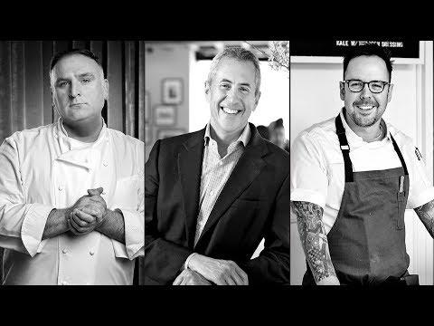 TimesTalks D.C.   The Future of Restaurants featuring José  Andrés, Danny Meyer and Aaron Silverman