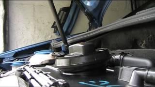 Golf 5 TDI BKD Abstellklappe Saugrohrklappe V 157 Fehlercode 19558 defekt ausbauen tauschen