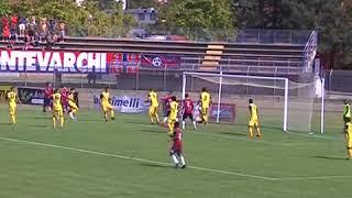 Serie D Coppa Italia Aquila Montevarchi-S.Donato Tavarnelle 1 0 (Valdarno Channel)