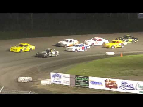 Red River Valley Speedway 8/30/2019 IMCA Stock Cars