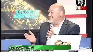 KIBRIS TV FUTBOLUN ZİRVESİ 19 MAYIS