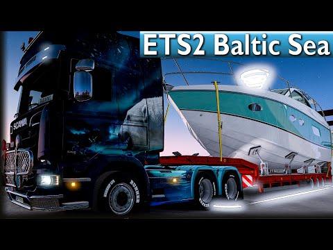 ETS2 Baltikum DLC 🚚 Mitarbeiter außer Kontrolle! #3 Beyond Baltic Sea