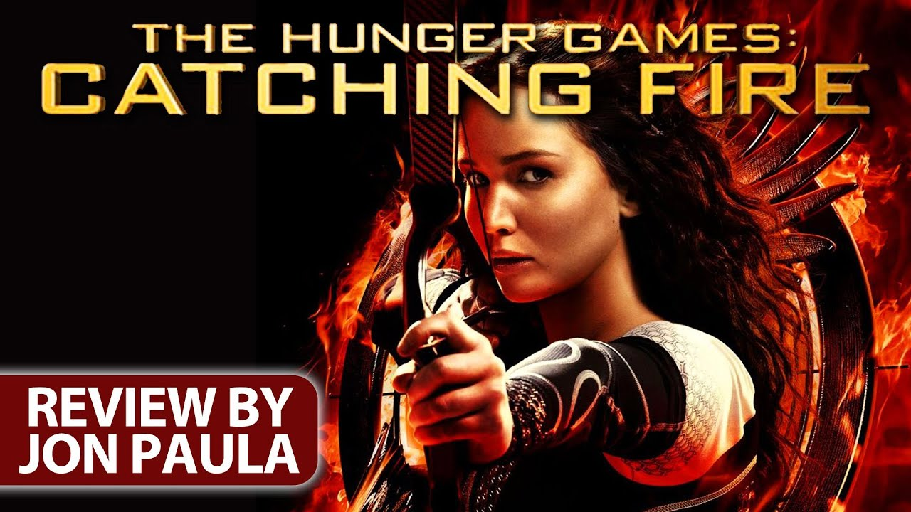 The hunger games catching fire movie review jpmn youtube