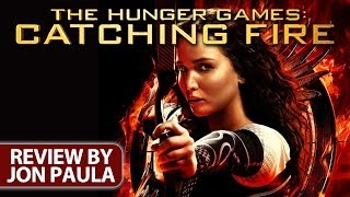 The Hunger Games: Catching Fire -- Movie Review #JPMN