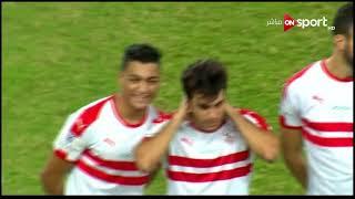 نزول فريق الزمالك ملعب برج العرب وطاقم التحكيم بدون تواجد فريق جينيراسيون فوت