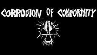 C.O.C.  (Corrosion of Conformity)  Live Aalst 13 12 1992