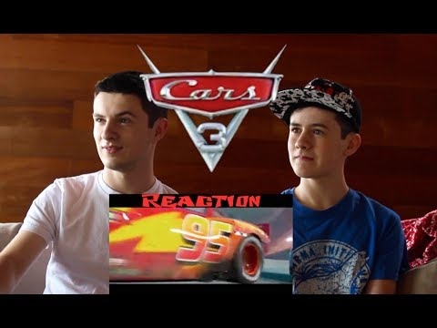 "Cars 3 ""The Limit"" Trailer: Our Reaction"