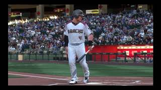 MLB® The Show™ 18 Franchise ep30 Diamondback vs Dodger game 2