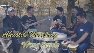Gambar cover Ndarboy Genk - Wong Sepele (Akustik Westprog Cover)