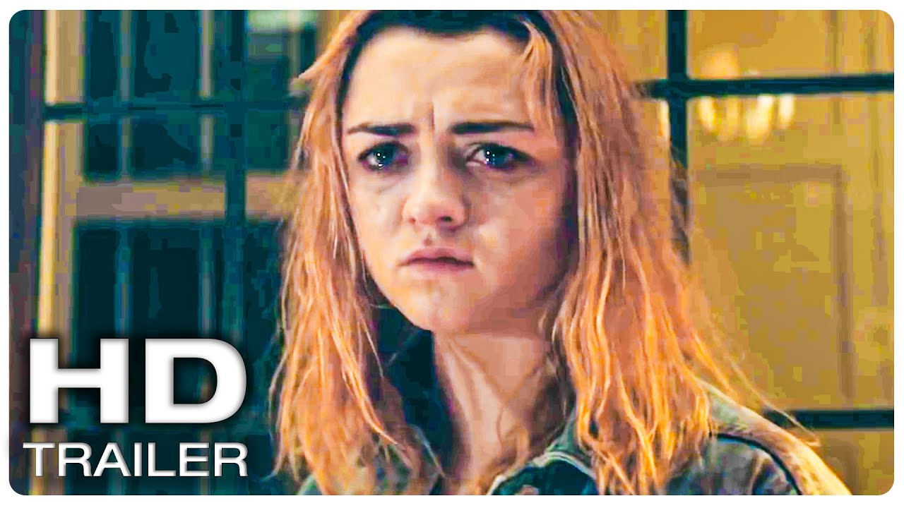 THE OWNERS Trailer #1 Official (NEW 2021) Maisie William Action Movie HD